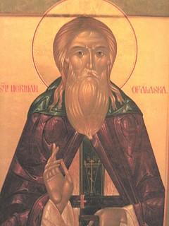 St Herman of Alaska by the hand of Vladislav Andreyev