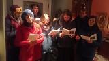 SHY folk know how to sing Christmas Carols!