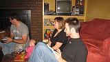 Chillin', man: Josh, Nicole, Brent