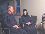 Fr Paul & Mother Gabriella